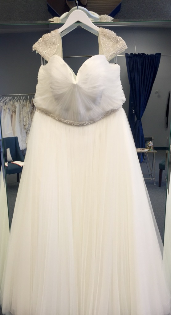 Sweetheart Bridal Wedding Dress Plus Size Bride WToo www.sweetheartbride.com
