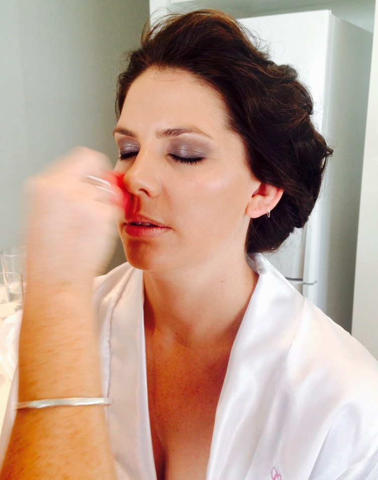 Bride Bridal Makeup Wedding Rachel McNeil Makeup https://www.facebook.com/rachelmcneilmakeup/